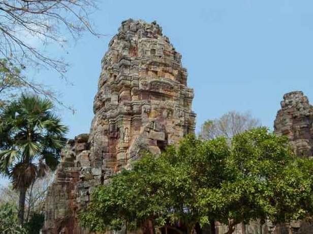 Phnom Sampov Mountain (ភ្នំសំពៅ)