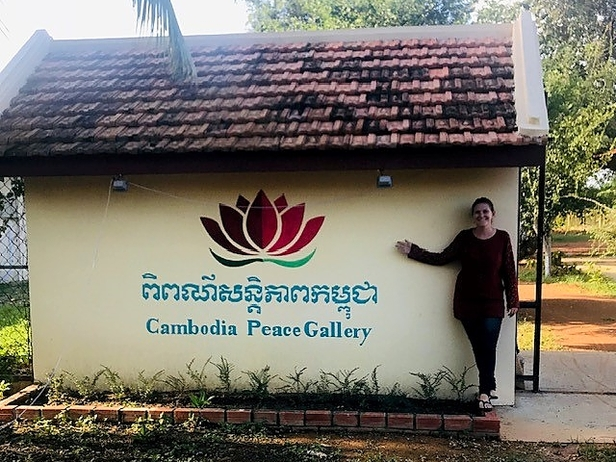 Cambodia peace gallery (Cambodia peace museum)