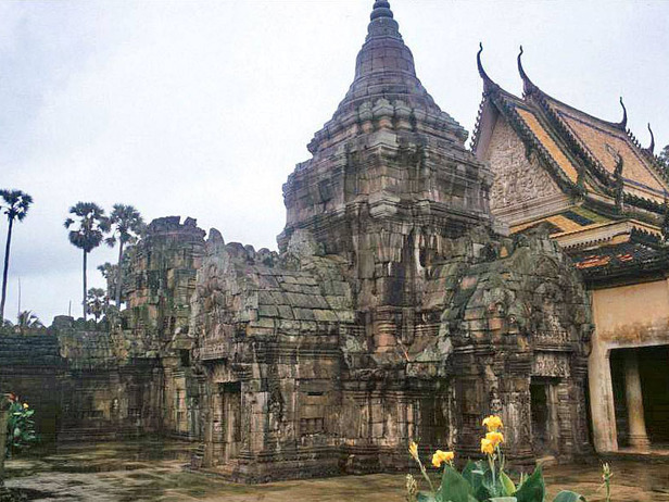 Nokor Bachey Temple