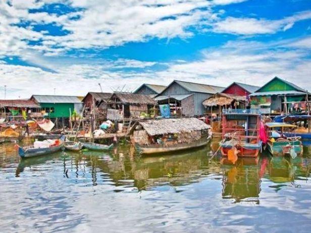 Tonle Sap View