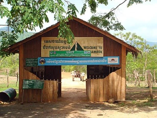 Chambok Ecotourism Site