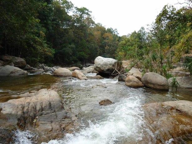Chrok La Eang Waterfall