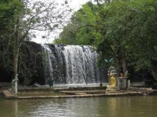 Haong Waterfall