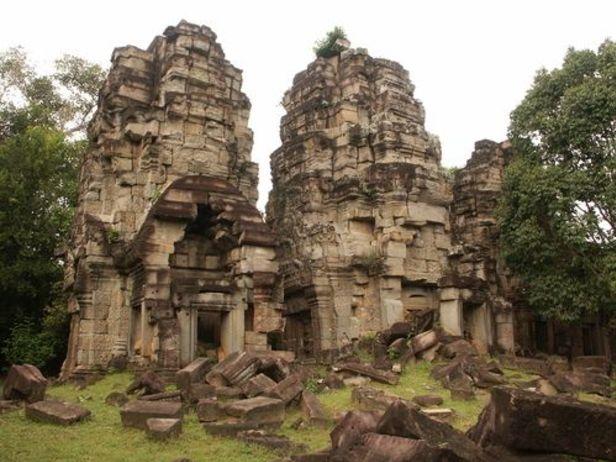 Banteay Thom Temple