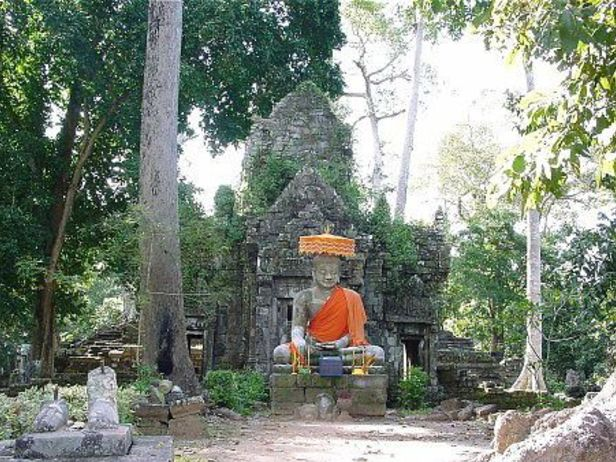 Tep Pranam Temple