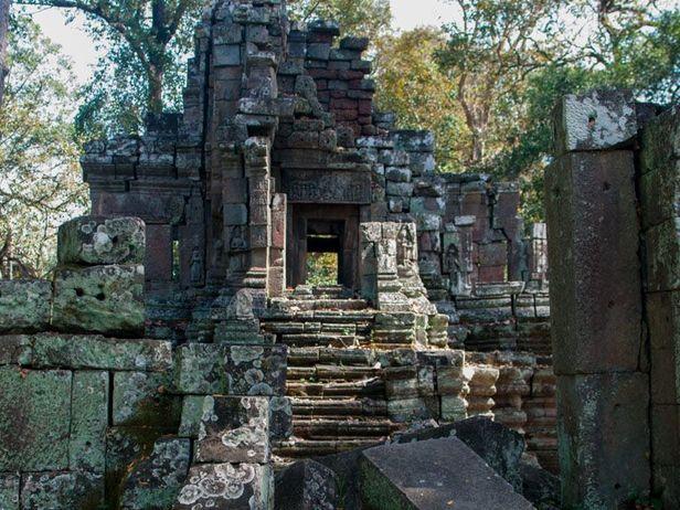 Preah Pithu U