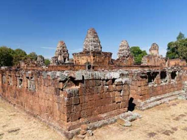 East Mebon Temple