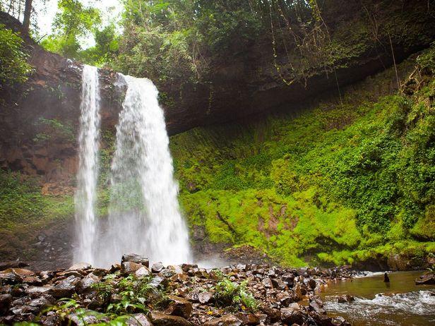Sen Monorom Waterfall