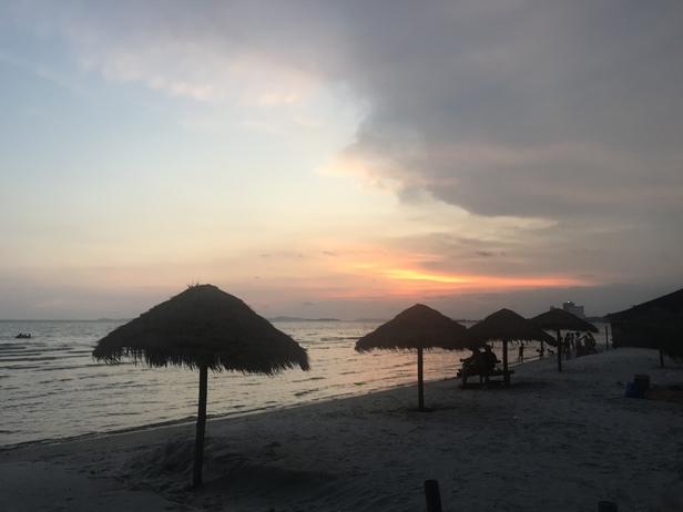 Dom Nak Sdach Beach