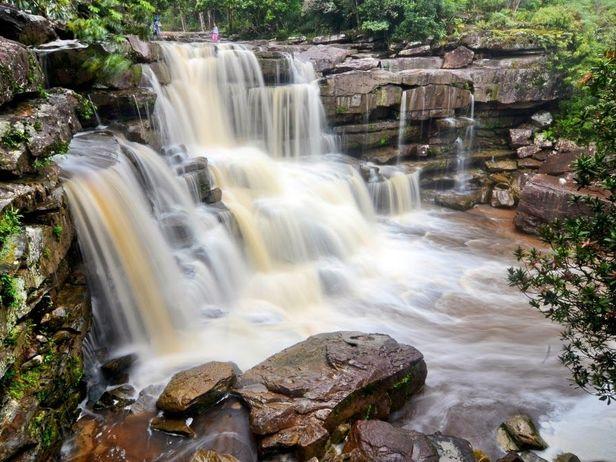 Popokvil Waterfalls